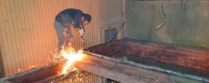 Демонтаж металла и металлоконструкций с вывозом. Резка металла Сварка Люкс Екатеринбург