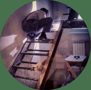 Изготовление и сварка лестниц Сварка Люкс Екатеринбург