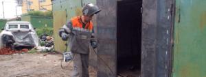 Сварочные работы в Екатеринбурге Сварка Люкс