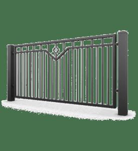 Купить, заказать забор с монтажем с доставкой в Екатеринбурге