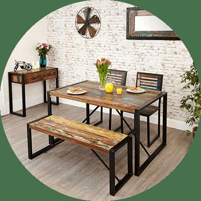 Изготовление мебели ЛОФТ LOFT на заказ из металла и дерева сутлья столы тумбы полки