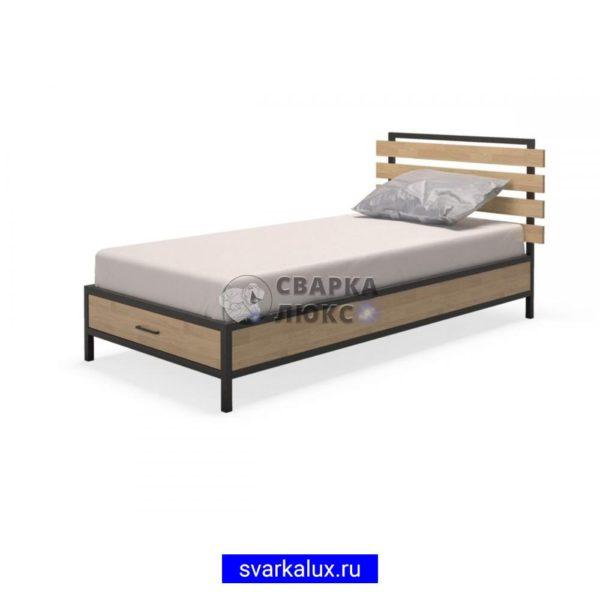 Кровать-лофт-односпальная