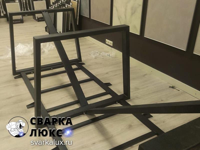 Столы лофт купить заказать изготовление производство Сварка Люкс Екатеринбург