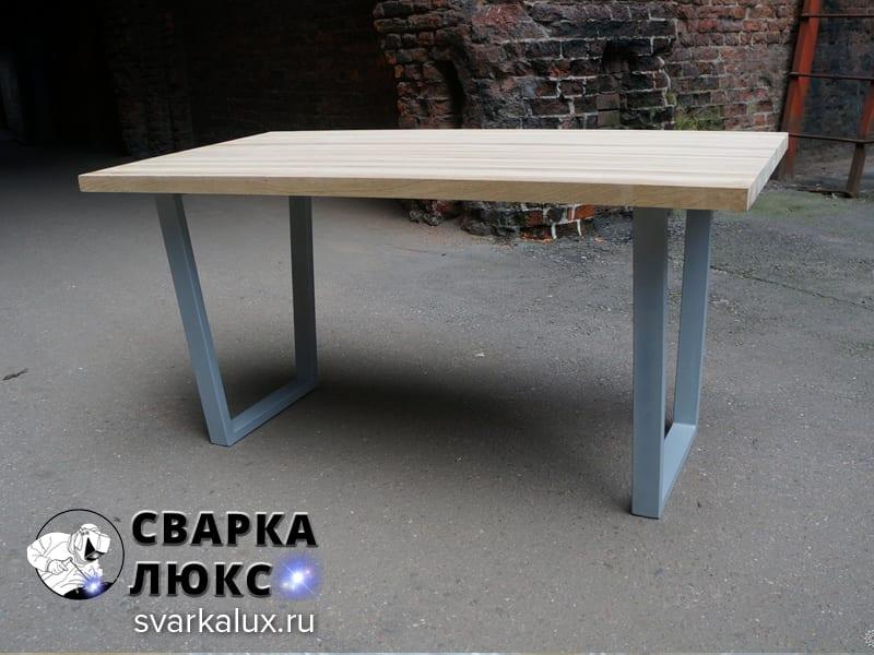 Купить заказать стол ЛОФТ ИНДАСТРИАЛ изготовление производство Сварка Люкс Екатеринбург